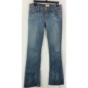 Antik Denim Monroe boot cut distressed jeans 4555